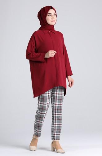 Pantalon Rouge 5003-01
