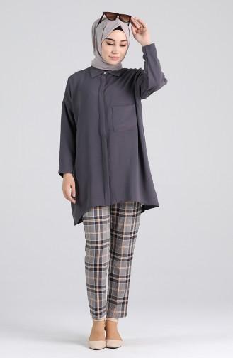 Pantalon Moutarde 5003-02