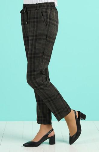 Pantalon Khaki Foncé 5003-04