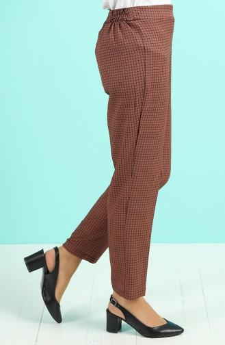 Pantalon Tabac 5002-02