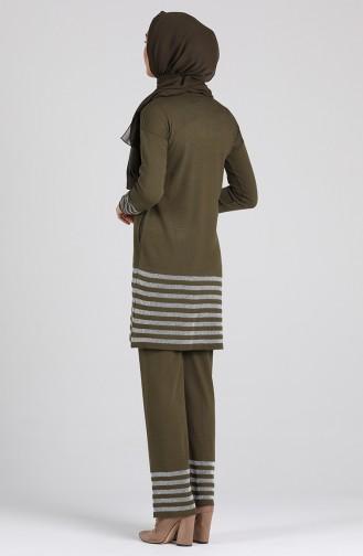 Khaki Anzüge 0383-10