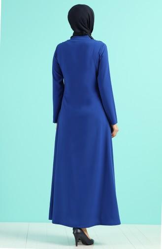 Abayas Blue roi 1002-03
