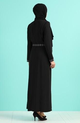 عباءه أسود 1004-05