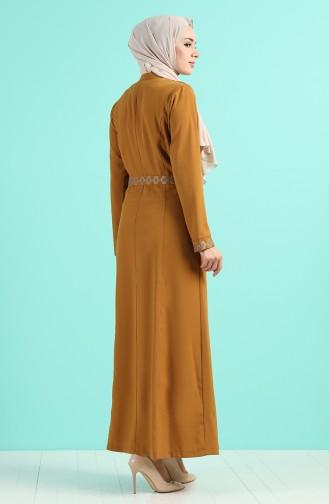 Senf Abayas 1004-07