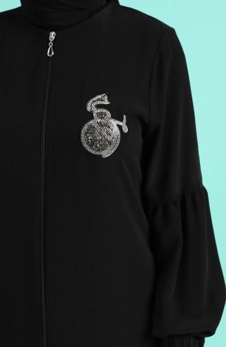 Abayas Noir 0450-01