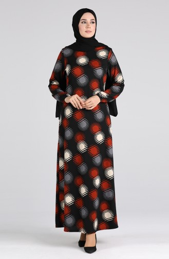 Red Dress 8880-04