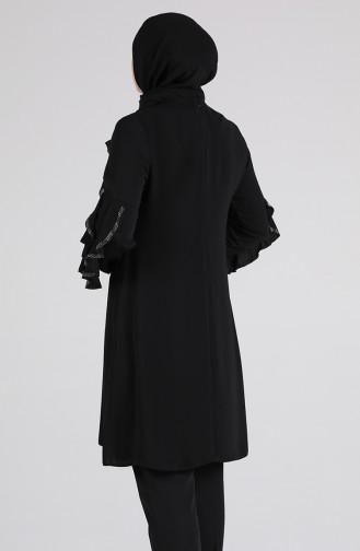 تونيك أسود 4658-04