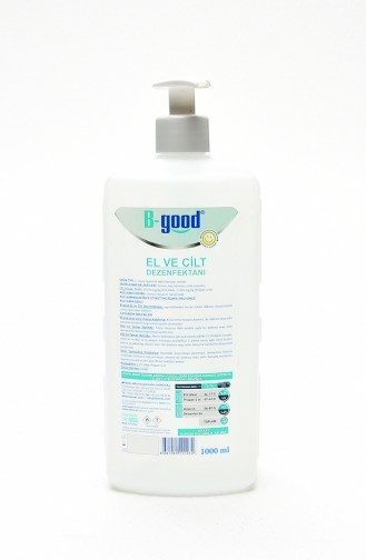 Disinfectant and Cologne 9004-01