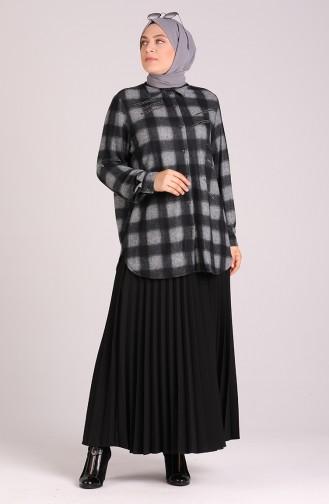 قميص رمادي 20715-01