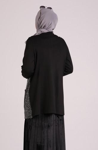 Gilets Noir 20668-01