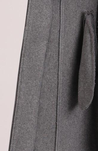 Gray Lange Jas 61298-02
