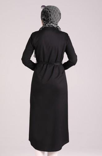 Tunique Noir 8030-01