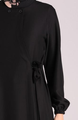 Black Abaya 4053-01