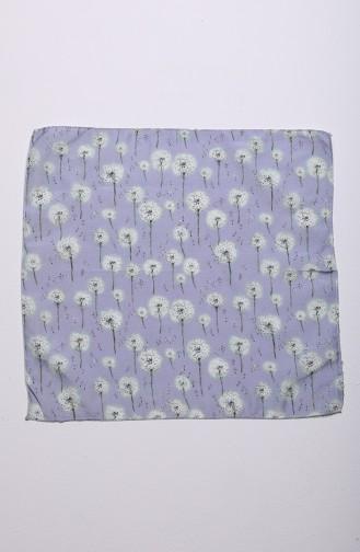 Light Blue Scarf 61593-01
