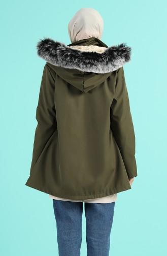 Khaki Coats 0506-04