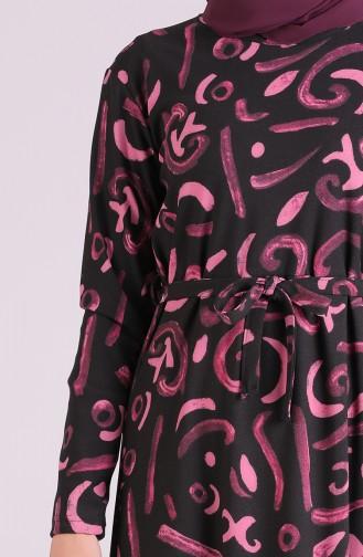 فستان أسود 1004-01