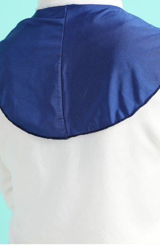 Cache-col Blue roi 1017-03