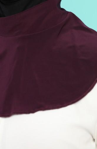 Dark Purple Kraag 1018-01