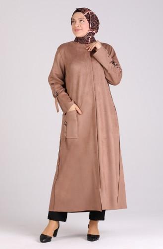 Mink Abaya 0422-02