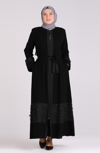 Schwarz Abayas 0097-05