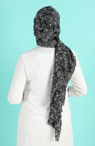 Châle Noir 4133-03