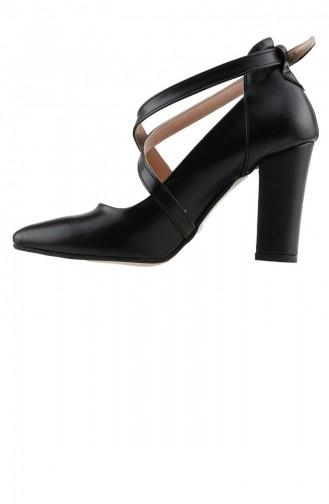 Chaussures a Talons Noir 19YAYAYK0000046_B