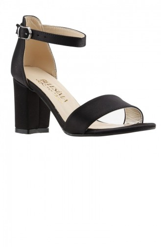 Black High Heels 19YAYAYK0000065_B