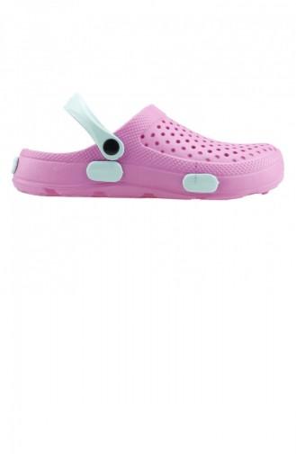 Pink Summer Slippers 19SEZAYGEZ00006_PE