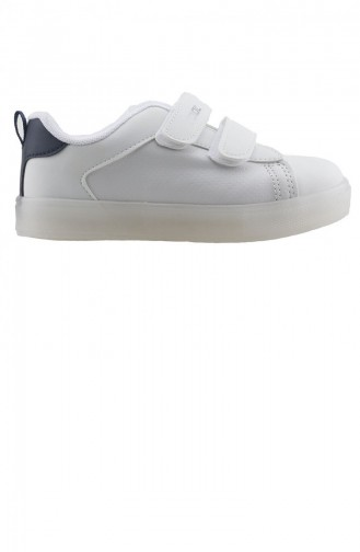 White Kinderschoenen 19YAYAYK0000091_BL