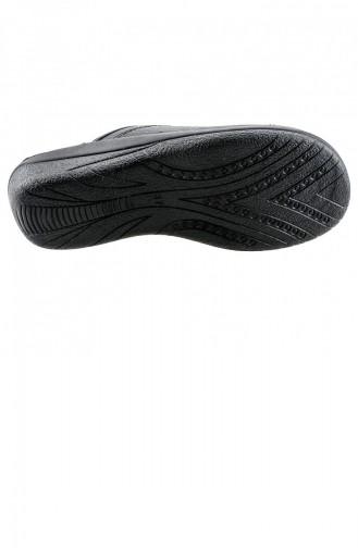Black Summer slippers 19SEZAYPOL00003_B