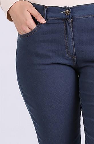Cepli Kot Pantolon 0663-01 Lacivert