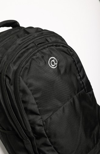 حقيبة ظهر أسود 10700SI