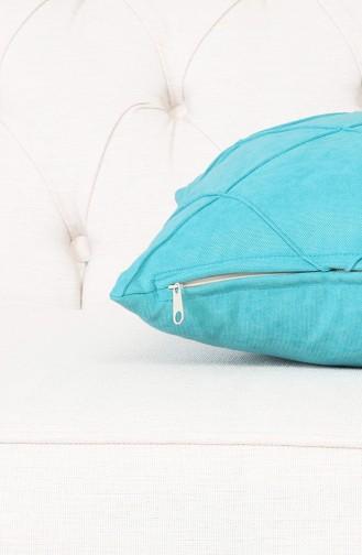 Oreiller Turquoise 11-D-T