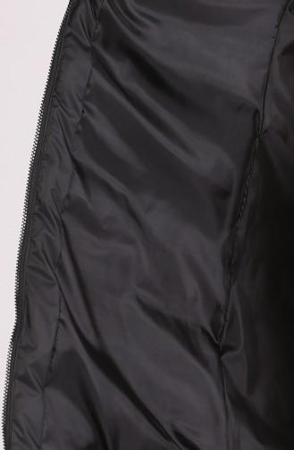 Gilet Sans Manches Noir 17081-01