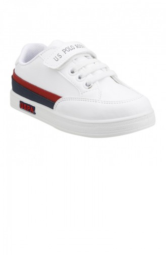 أحذية الأطفال أبيض 19KAYPLO0000008_A