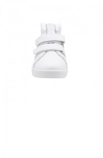 أحذية الأطفال أبيض 19KAYVİC0000003_A