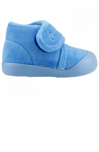 Chaussons Enfant Bleu 19KAYVİC0000004_MV