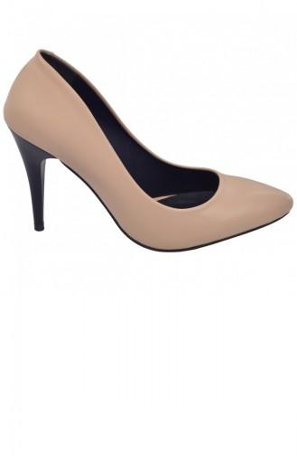 Skin Color High-Heel Shoes 20YTPKAYKA00001_TE