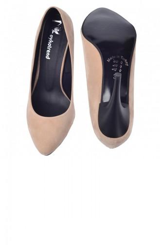 Chaussures a Talons Couleur de teint 20YTPKAYKA00003_TE