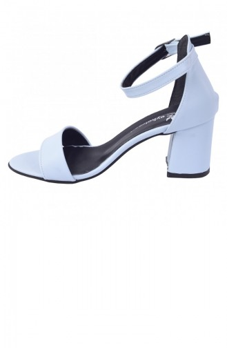Sandales D`été Bleu clair 20YSANAYKA00008_ACM