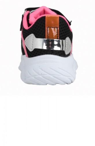 Chaussures Enfant Noir 20YSPORAYK00023_B