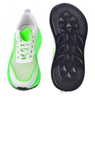 أحذية رياضية أخضر حشيشي 20YSPORAYK00013_Y