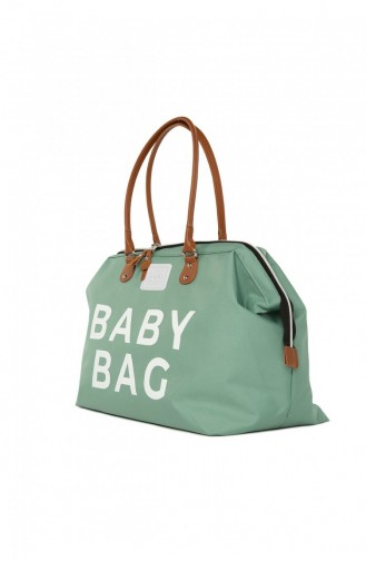 Green Baby Care Bag 8682166060986