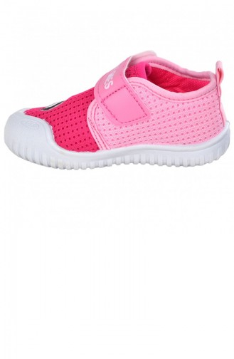 Chaussures Enfant Fushia 20YSPORGEZ00002_FU
