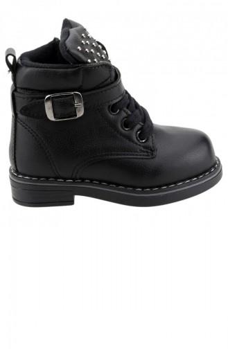 Chaussures Enfant Noir 024161121_JG1