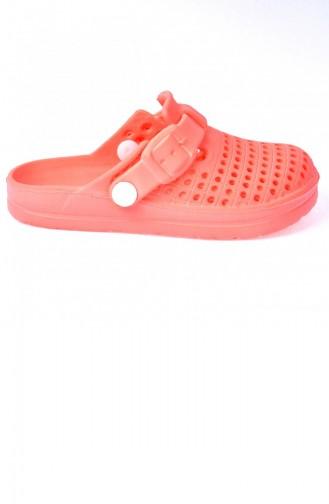Salmon Kid s Slippers & Sandals 20YTERKIK000010_Somon
