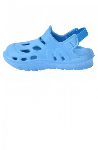 Turquoise Kid s Slippers & Sandals 20YTERKIK000011_TUR