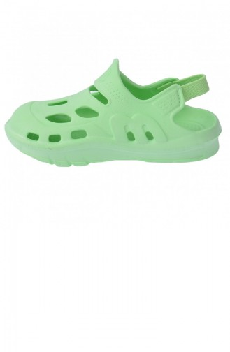Green Kid s Slippers & Sandals 20YTERKIK000011_Y