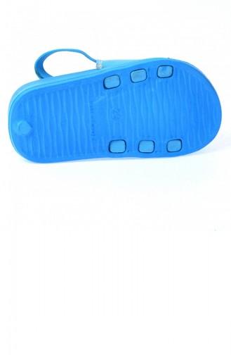 Turquoise Kid s Slippers & Sandals 20YTERKIK000008_TUR