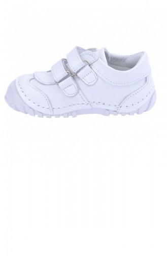 White Kinderschoenen 20YILKKIK000010_A